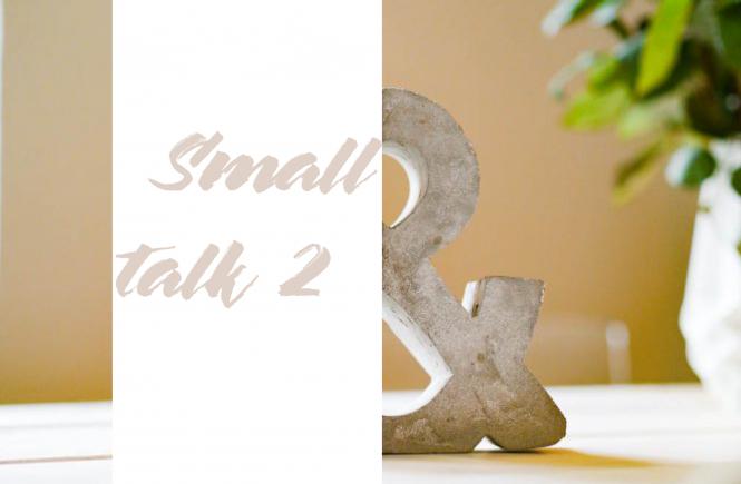 Smalltalk hilft über die Unsicherheit der ersten Begegnung und ermöglicht eine Prognose über den zukünftigen Beziehungsaufbau (Vertrauensprognose).