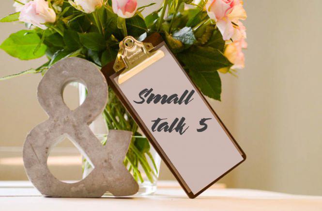 Smalltalk: Minenfeld erste Begegnung